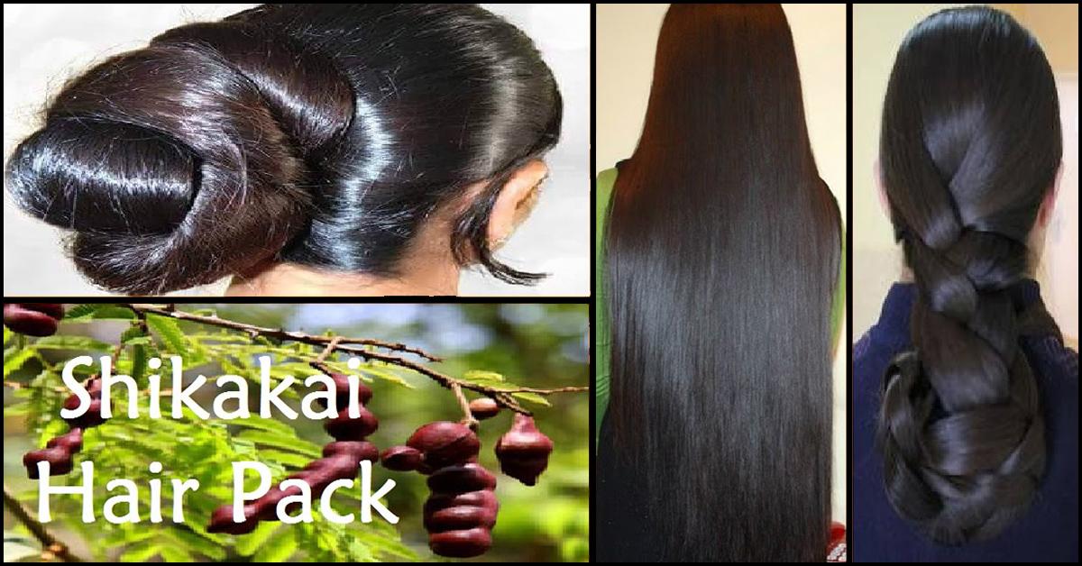 How To Use Shikakai For Hair Growth