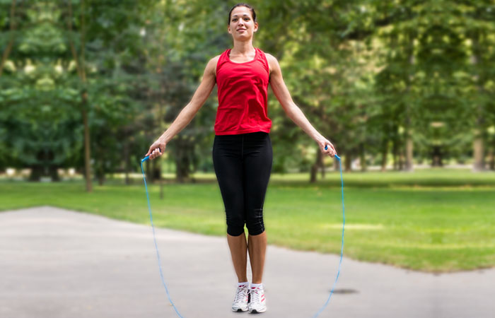 Cardio Exercises To Lose Weight - Jump Rope