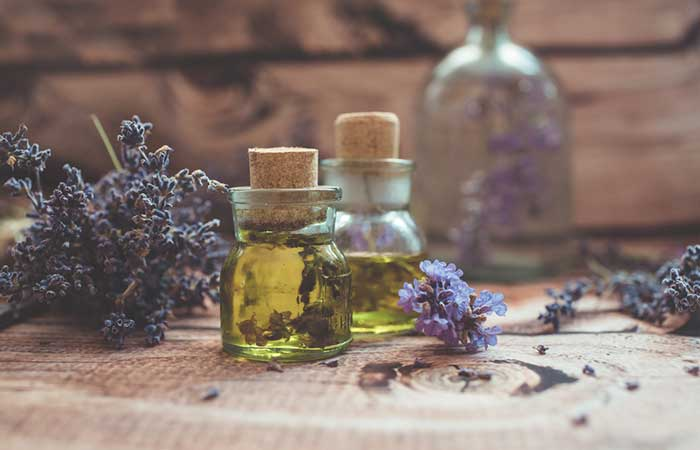 Treat Bed Sores - Lavender Oil