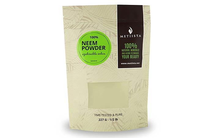 How To Use Neem Oil For Eczema - Metiista Neem Powder