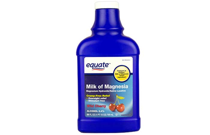 Treat Bed Sores - Milk Of Magnesia