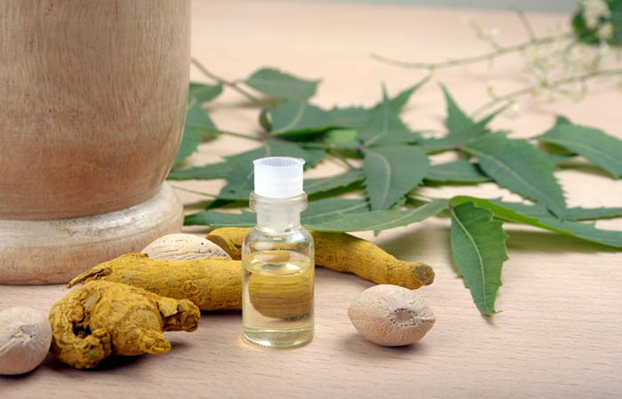 How To Use Neem Oil For Eczema - Neem And Turmeric
