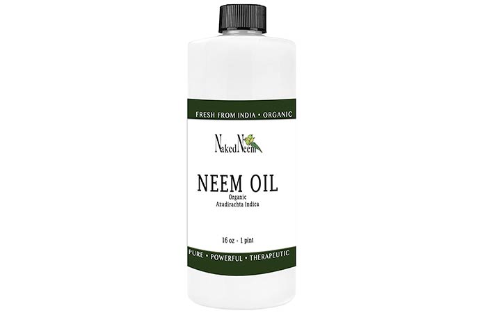 Neem Oil By Naked Neem
