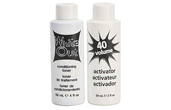 Raw White Out Toner