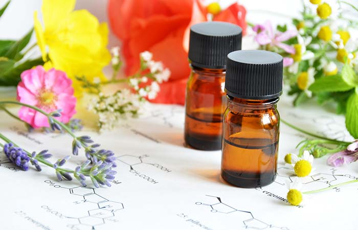 Itching During Pregnancy - Rose Geranium Oil