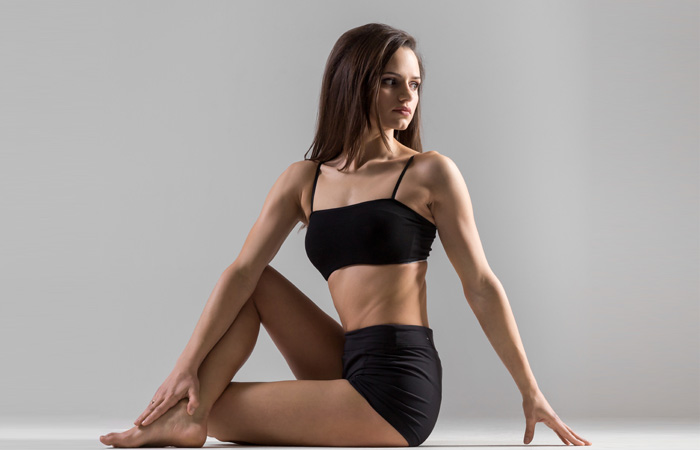 Seated Twisting Pose