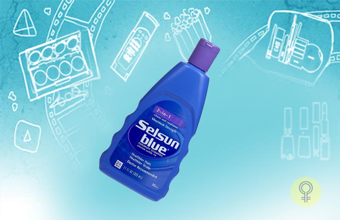 Selsun 2-In-1 Treatment shampoo
