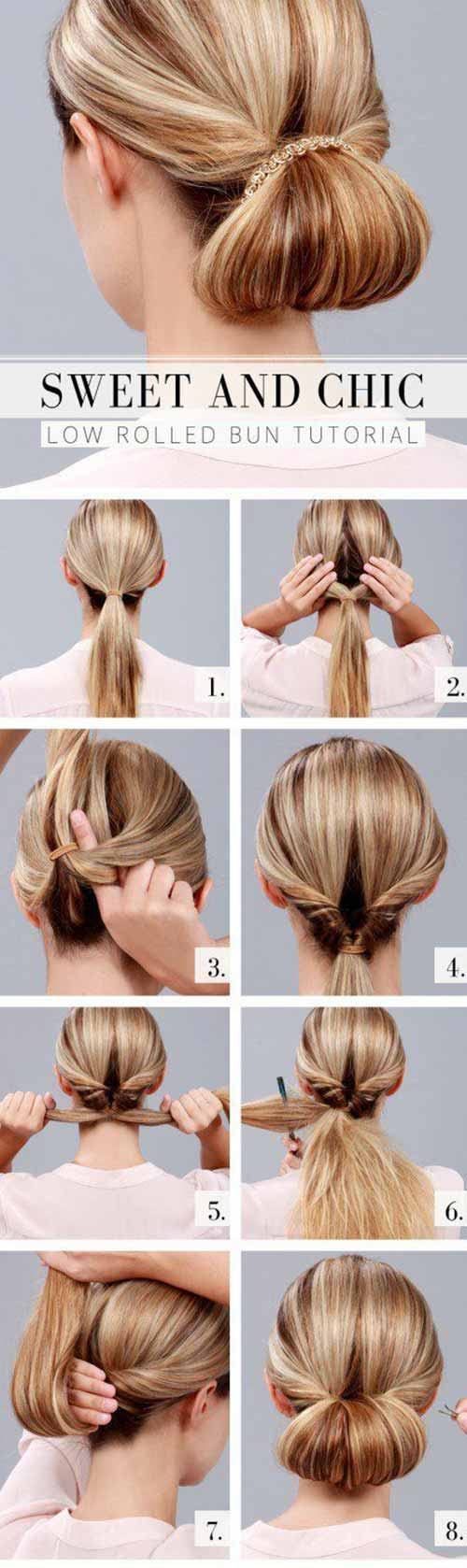 The Chic Bun