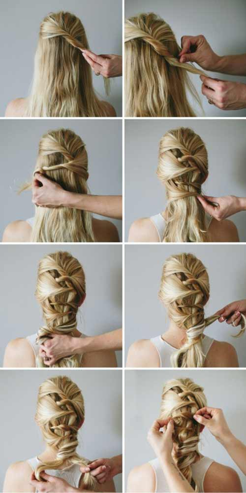The Complicated Braided Bun