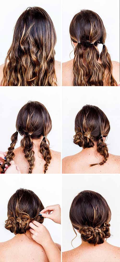 Updo Hairstyles - The Valentine Special