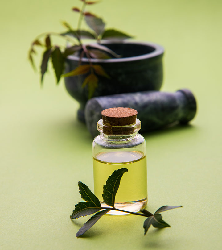 Tips To Use Neem Oil For Eczema