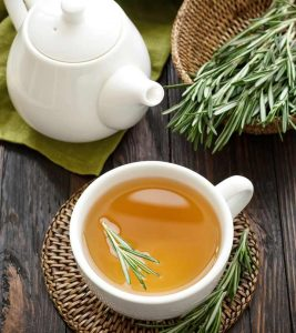 Top 10 Wonderful Benefits Of Rosemary Tea