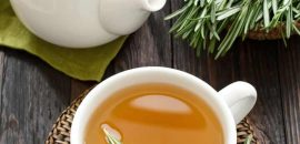 Top 10 Wonders Of Rosemary Tea