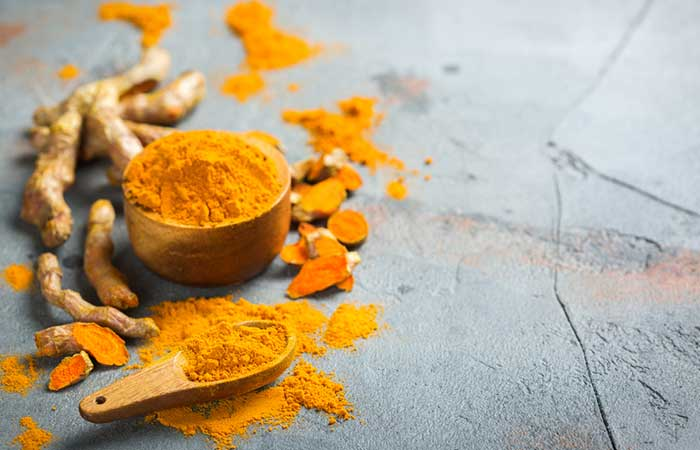 Treat Bed Sores - Turmeric