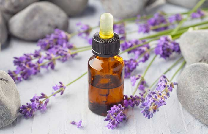 Night Sweats - Lavender Oil