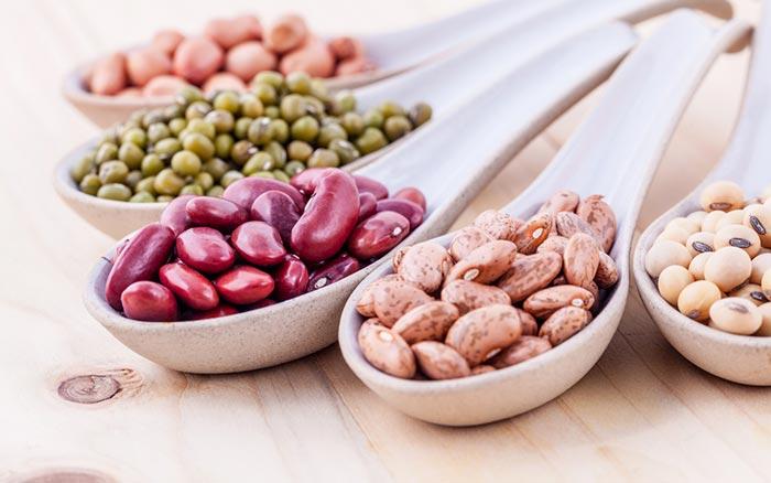 1. Beans & Legumes