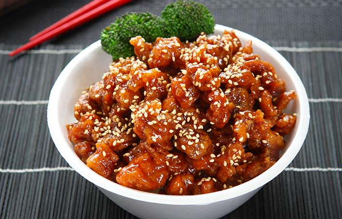 Brown Rice Recipes - Chicken Teriyaki Brown Rice Bowl