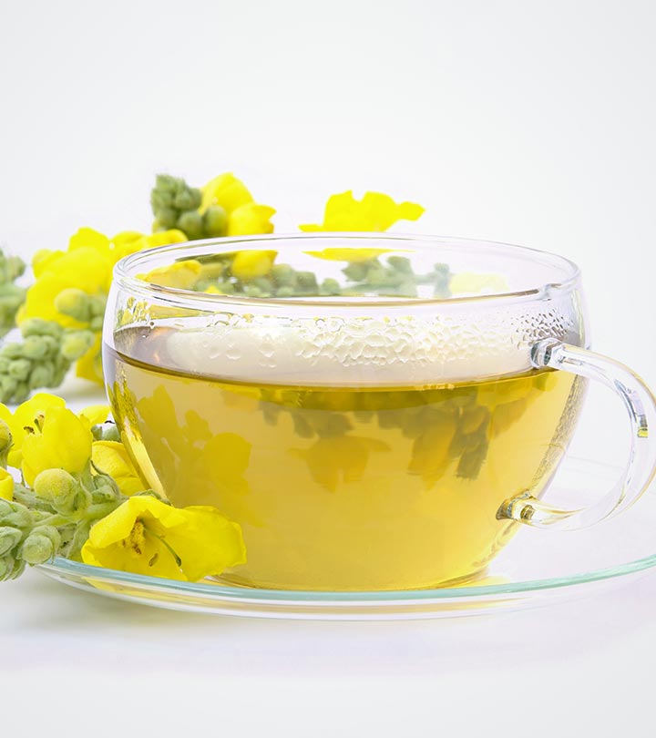 11 Impressive Health Benefits Of Mullein Tea + How To Make