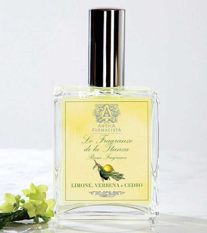 10 Amazing Lemon Verbena Perfumes You Should Try Now