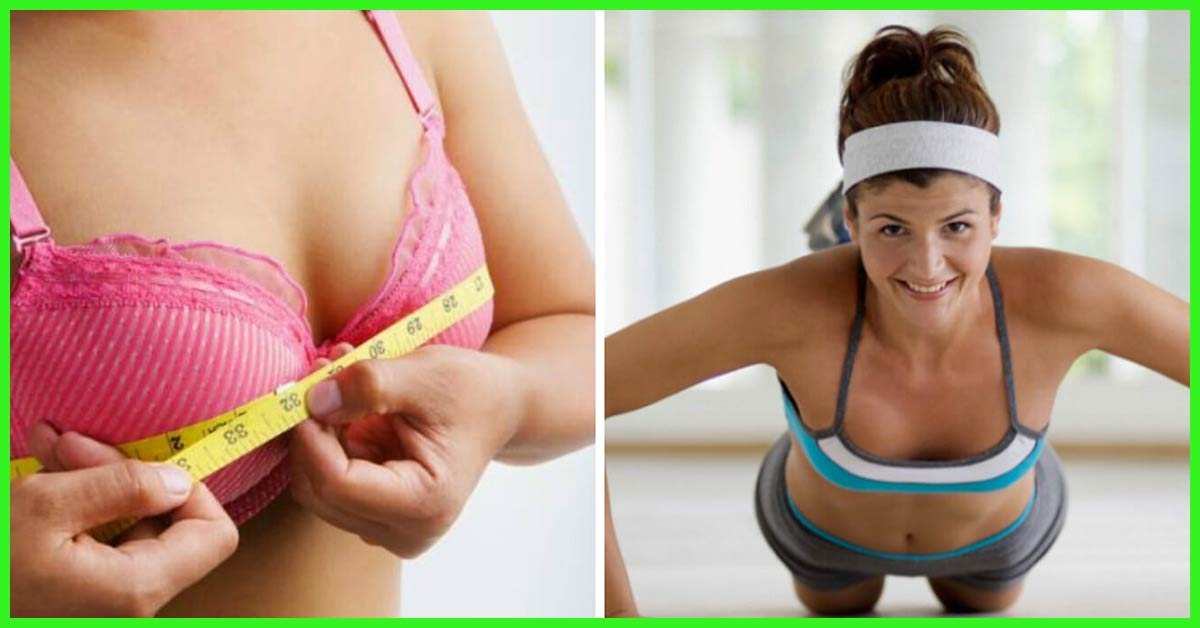 10 Best Exercises To Lift Breasts Naturally