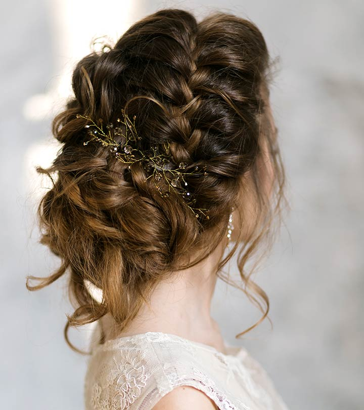 Hairstyles For Girls In Wedding: 10 New Bridal Hairstyles To Try Today