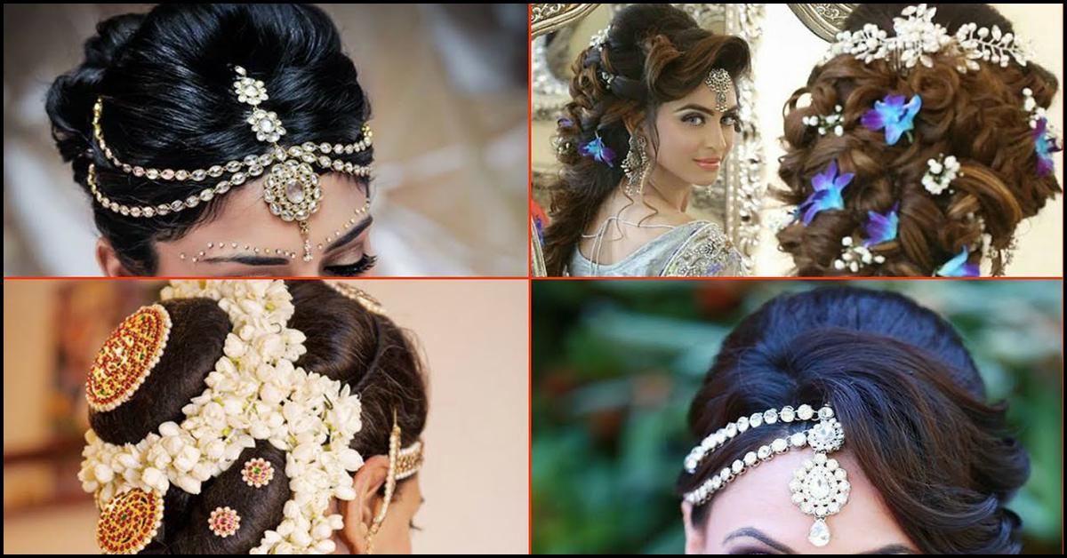Indian Dulhan Hairstyle Images - Kecemasan u