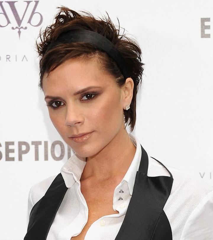 10 Sexy Victoria Beckham's Bob Hairstyles