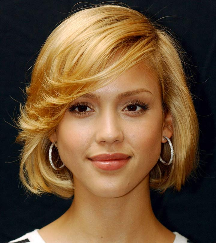 10 Stylish Bob Hairstyles For Oval Faces