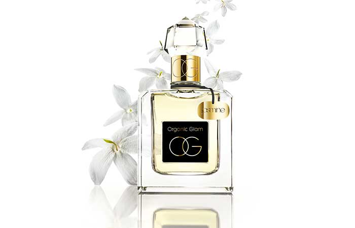 Natural Perfumes For Women - Organic Glam Jasmine
