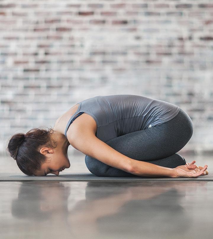 7 Comforting Yoga Asanas That Will Help You Deal With Vertigo