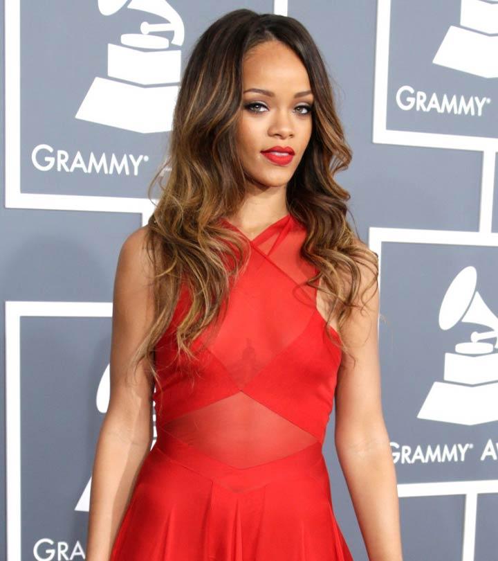 10 Trendy korte kapsels van Rihanna