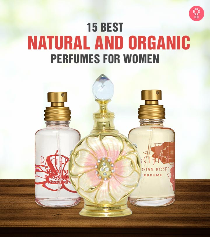 15 Best Natural And Organic Perfumes For Women