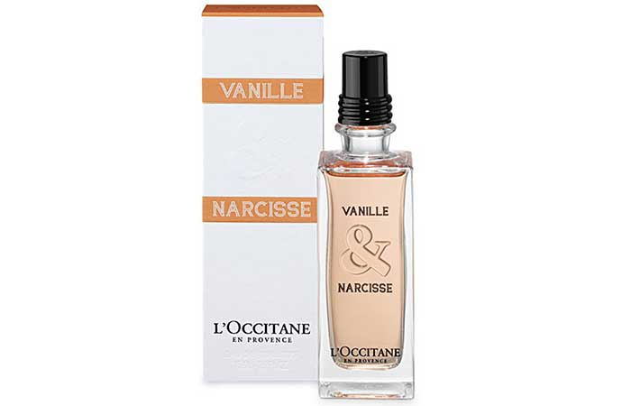 Top Selling Organic Perfumes - 15. L'Occitane Vanille & Narcisse