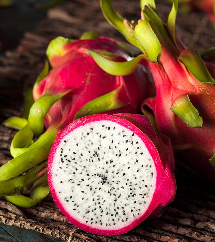 27 Amazing Benefits Of Dragon Fruit For Skin Hair And Health