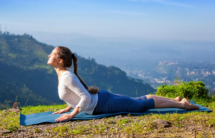 Bhujangasana - Yoga for Kidney Stones