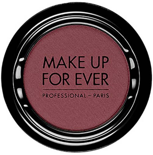 Makeup For Green Eyes - Wine Or Burgundy