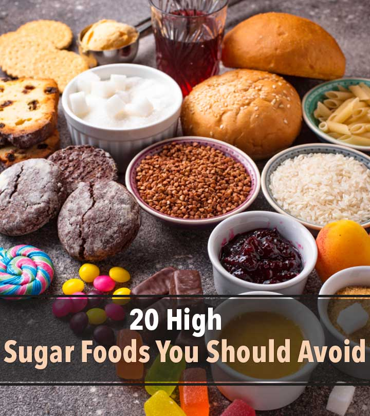 high calorie diet foods to avoid