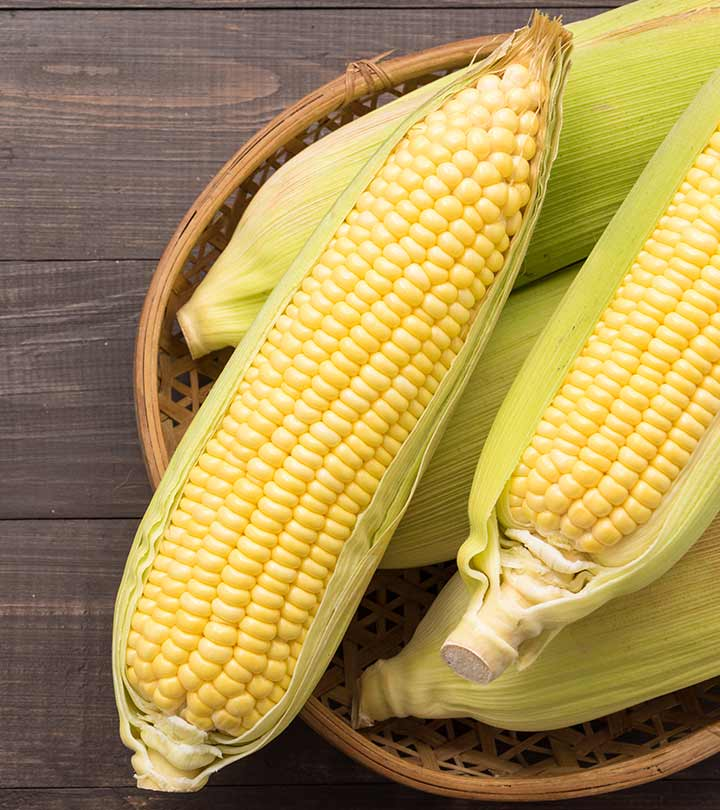 16 Best Benefits Of Corn (Bhutta) For Skin, Hair And Health