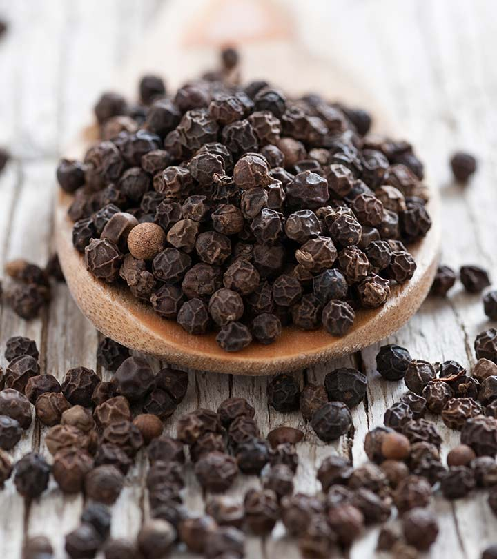 10 Serious Side Effects Of Black Pepper