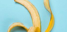 10 Amazing Benefits Of Banana Peels