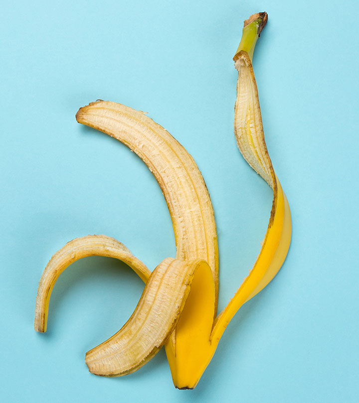 10 Amazing Benefits And Uses Of Banana Peels