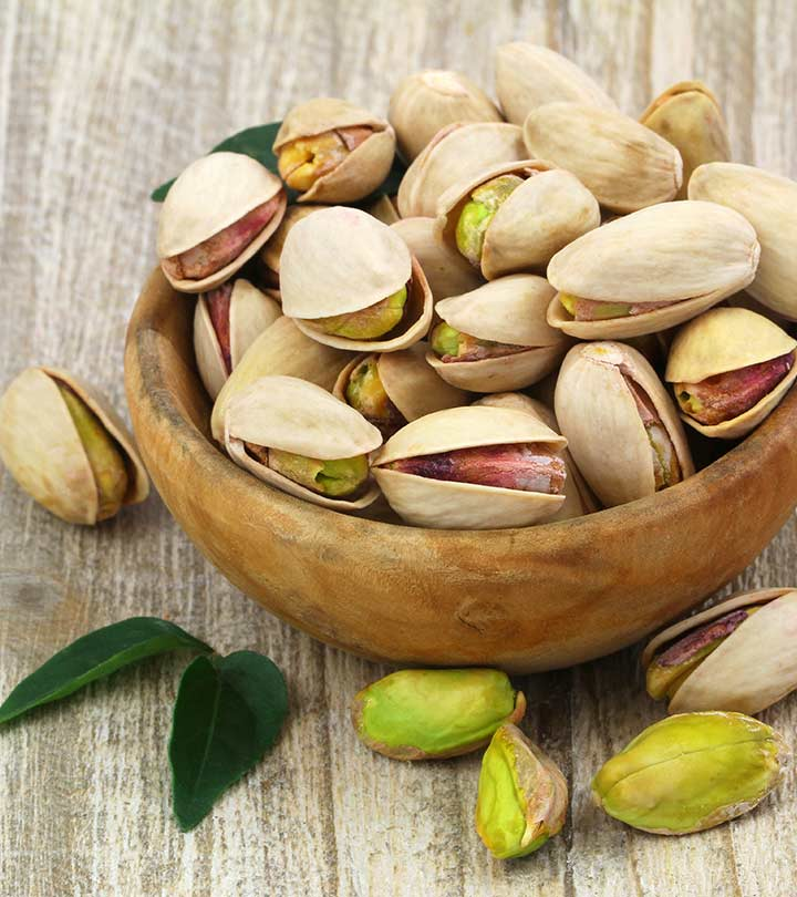 Top 21 Amazing Benefits Of Pistachios (Pista) For Skin, Hair And Health