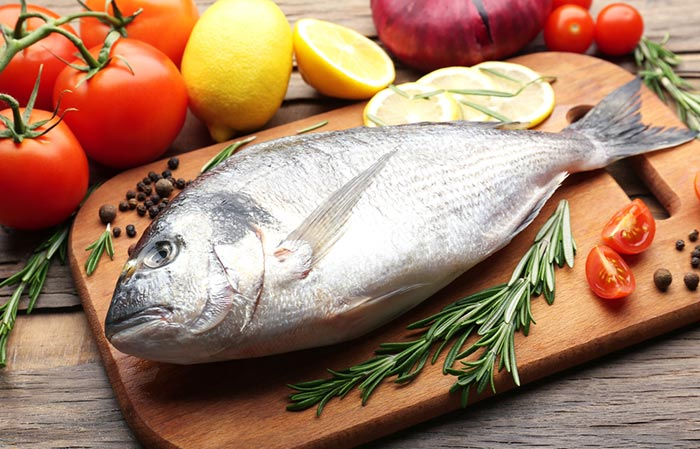 3. Omega-3 Fatty Acids