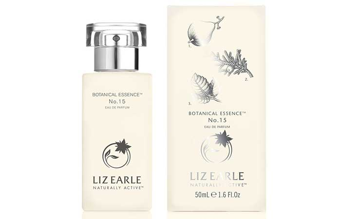 Natural Perfumes For Women - Liz Earle Botanical Essence No. 15