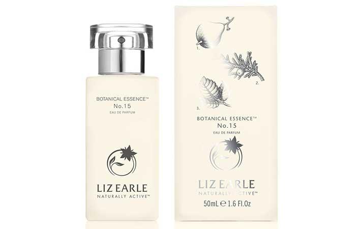 Amazing Organic Perfumes - 4. Liz Earle Botanical Essence No. 15