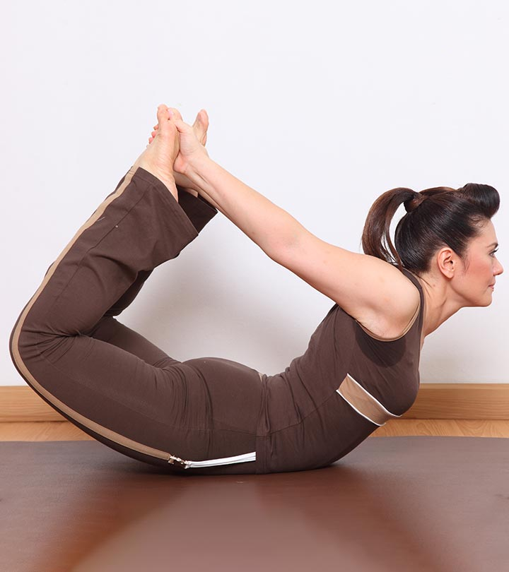 5 Best Yoga Asanas For Eating Disorders