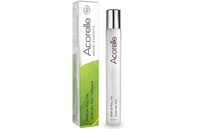 Best Selling Natural Perfumes - 5. Acorelle Tea Garden