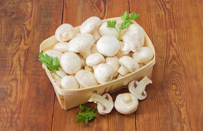 5. Mushroom