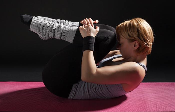 Pawanmuktasana - Yoga for Kidney Stones
