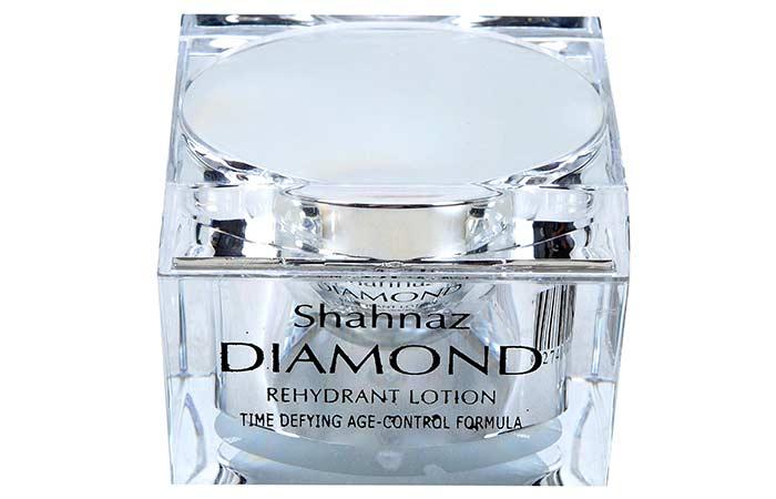 5. Shahnaz Husain Diamond Rehydrant Lotion